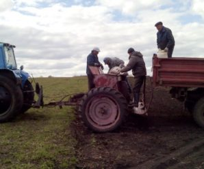 Весенне-полевые работы