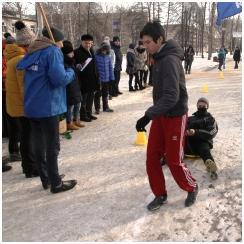 «Выходи гулять» в Татьянин день