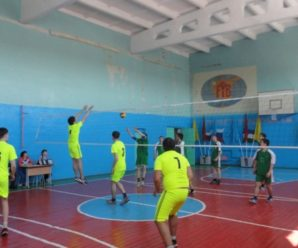 Турнир по волейболу, посвященный Дню Победы