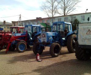 Техосмотр тракторной техники