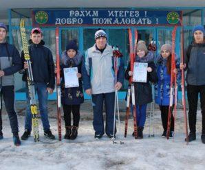 Соревнования по лыжным гонкам среди учреждений НПО и СПО города Стерлитамак