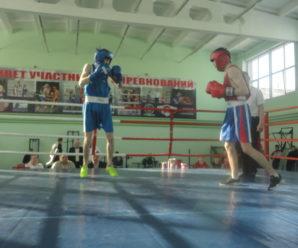 Финальные соревнования по боксу среди учреждений СПО РБ
