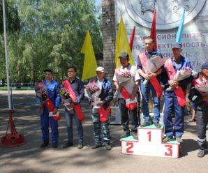 Конкурс трактористов-машинистов Стерлитамакского района