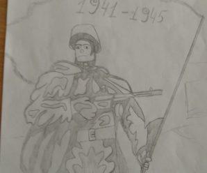Акция «Рисунок Победы»