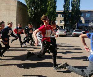 В рамках Всероссийского дня трезвости проведен легкоатлетический кросс