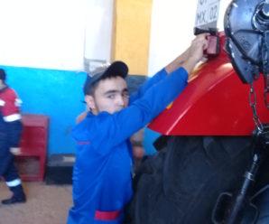 Отборочный тур WorldSkills — Эксплуатация сельско-хозяйственных машин
