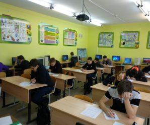Результаты олимпиады по информатике среди студентов 1 курсов