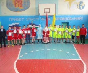 Новогодний турнир по волейболу и соревновании по перетягиванию каната в отделении ПКР