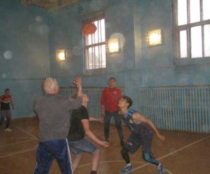 Чемпионат филиала по баскетболу
