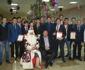 Новогоднее мероприятие — СМК с.Стерлибашево