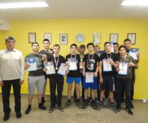Соревнования по гиревому спорту и армрестлингу