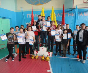 Соревнования по гиревому спорту в честь Дня Республики