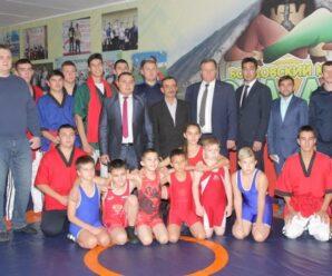 Спортивная борьба в школы Республики Башкортостан