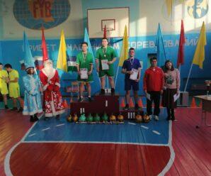 Гиревой спорт в отделении ПКР