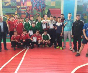 Турнир по мини-футболу ко Дню студента в ПКРС