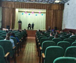 Встреча с работниками ОМВД России, КДН и ЗП