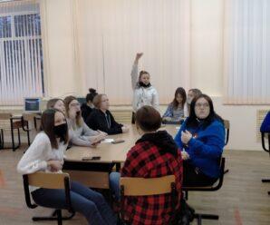 20 января 2021г. в читальном зале прошла квиз-игра «Блокадный Ленинград»
