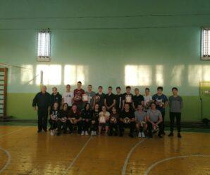 Волейбол ко Дню студента