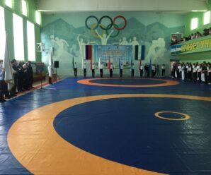 Финал соревнований по борьбе «Куреш» среди учреждения СПО Республики Башкортостан