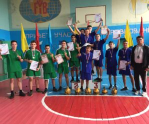 Соревнования по гиревому спорту в отделении ПКРС